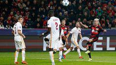 Leverkusen-Roma: Kandidat til årets kamp