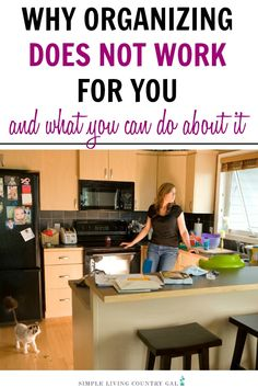 What to do if organizing does not work for you is part of Bill Organization Bins - You've tried organizing your home but you can never stick to it If organizing does not work for you, read here to find out why and what you can do about it House Cleaning Tips, Spring Cleaning, Clutter Solutions, Messy House, Simple Closet, Getting Rid Of Clutter, Declutter Your Life, Clutter Organization, Organization Ideas