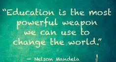 Education ...