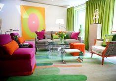 Colori per dipingere pareti – tendenze 2012