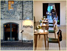 01 Noma Restaurant (København, Denmark) A menu of lichen, pine needles and hay once again has trumped classic cuisines in a ranking of the world's top restaurants.