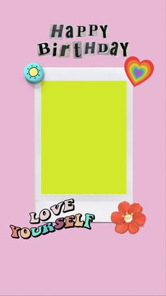 Instax Frame, Polaroid Frame, Happy Birthday Template, Instagram Frame Template, Photo Collage Template, Overlays Picsart, Cute Patterns Wallpaper, Aesthetic Template, Pink Wallpaper Iphone