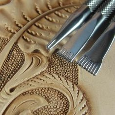 leather tooling tools - Google Search
