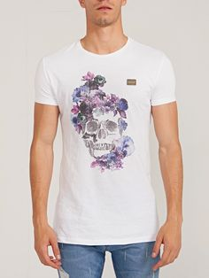 Camiseta calavera