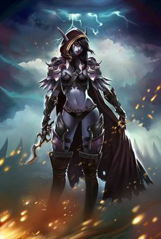 Windrunner by velsen.deviantart.com on @deviantART