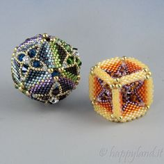 Beautiful beaded beads