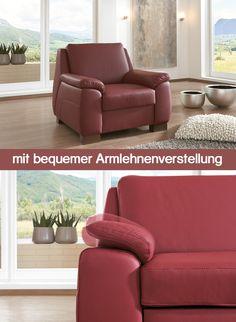 Komfortabler Sessel Bibione | Mach Es Dir Auf Den Polstermöbeln Der Serie  Bibione Bequem Und Genieße