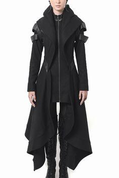 Perfect coat for a rogue
