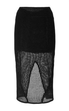 Corcovado Mid Length Skirt by TABULA  RASA Now Available on Moda Operandi