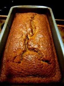 The Best Pumpkin Loaf Ever (Gluten Free and better than Starbucks)