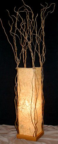 table lamp by Ambient Art, custom lighting for your home