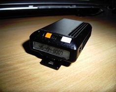 Motorola Bravo Plus Pager...My first pager back in the day!!!