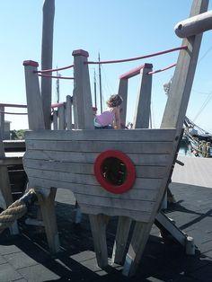 boating playground vlieland netherlands