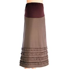 finally some cool looking maternity skirts reasonably priced for normal people and not movie stars!?! lol