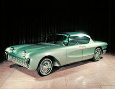Chevrolet biscayne 1955 concept car