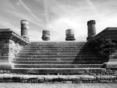 Roman ruins by Cazador de sueños on Creative Market