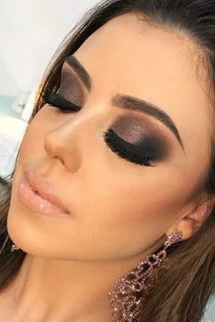 Cute Smokey Eye Makeup Ideas picture 2