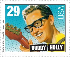Buddy Holly Photo - Putting Their Stamp on the Music | Rolling Stone