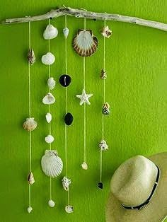 50 magical diy ideas with sea shells shell diy ideas and summer solutioingenieria Image collections