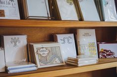 House-made cards and other paper items with a real New Orleans flair are part of the charm of Scriptura, the stationery store. They also offer custom wedding and event invitations, stationery, and thank-you cards.