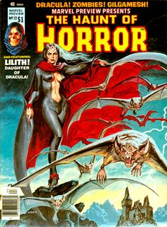 Lilith, daughter of Dracula, what a bitch