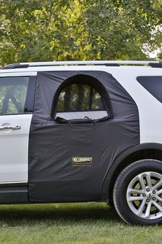 Would you like to go camping? If you would, you may be interested in turning your next camping adventure into a camping vacation. Camping vacations are fun and exciting, whether you choose to go . Minivan Camping, Truck Camping, Camping Trailers, Camping Diy, Family Camping, Outdoor Camping, Camping Stuff, Camping Storage, Camping Items