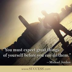 Set the right expectations and then get after it.