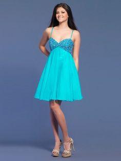 say hello to aqua dresses, future bridesmaids...heh hhe