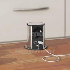 Konnektor Munkalapba süllyeszthető ELEVATOR+USB Usb, Electronics, Elevator, Phone, Telephone, Mobile Phones, Consumer Electronics