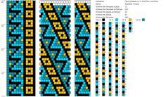 12 around tubular bead crochet rope pattern. Bead Crochet Patterns, Bead Crochet Rope, Beading Patterns, Beaded Crochet, Crochet Beaded Bracelets, Beaded Jewelry, Loom Bracelet Patterns, Brick Stitch, Filet Crochet