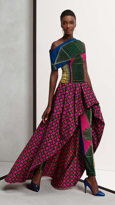 Edgy elegance | Vlisco V-Inspired