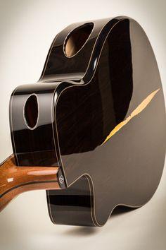 Beardsell Guitars » 9C Nylon-String Guitar | Handmade Guitars, Harp Guitars, Mandolins, and more.