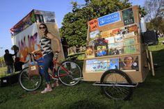 The Estria Battle_16. Oakland public library bicycle.