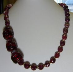 #146 Faceted red agate and cubes - Our Creative Side