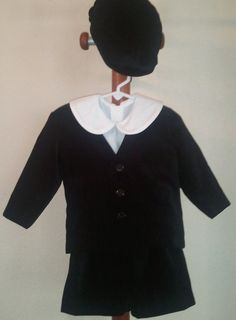 Boys Eton Boutique Suit by jakeandjoshkids on Etsy, $95.00