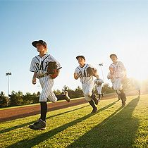 Five Easy Baseball Drills For Kids