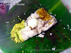 Traditional Taste, Easy Indian Recipes, Homemade Pickles, How To Cook Rice, Lunch Menu, Fried Fish, Side Dishes, Kanyakumari, Banana Leaves
