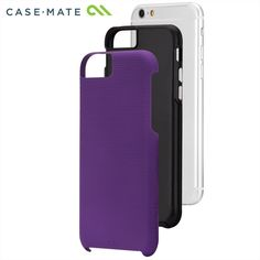 Amazon.com: Case-Mate 4.7-Inch Tough Case for iPhone 6 - Retail Packaging - Purple: Cell Phones & Accessories