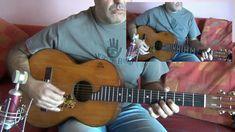 Λαϊκή κιθάρα Apostolos Apostolidis pali mou kanis to vari Slide Guitar