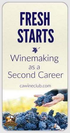 Winemakers come to their #crafts from a dizzying array of first #careers. Some…