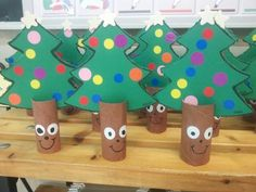 Christmas tree crafts for kids Christmas tree Once upon a time, there was a little pine-tree in a big forest. Kids Crafts, Daycare Crafts, Toddler Crafts, Preschool Crafts, Easy Crafts, Easy Diy, Christmas Crafts For Kids, Christmas Projects, Holiday Crafts