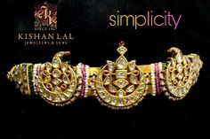 Make it simple but significant with Kishan Lal Jewellers.