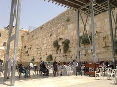Western Wall, Jerusalem Israel