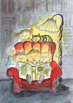 Художник-иллюстратор из Хельсинки Virpi Pekkala создаёт изумительные открытки и иллюстрирует детские книги. Её творчество, благодаря Интернету, имеет много почитателей по всему миру. В самом деле, разве можно не расплываться в улыбке, глядя, например, на такие забавные и милые открытки, которые собраны в этой публикации? Уверен, что душевные, трогательные сюжеты и образы художницы придутся вам по…