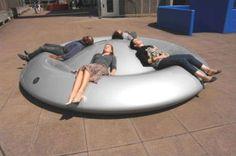 more cool urban furniture.