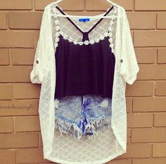 FASHION AND DESIGN: summer outfit that inspire you Teen fashion Cute Dress! Clothes Casual Outift for • teens • movies • girls • women •. summer • fall • spring • winter • outfit ideas • dates • school • parties