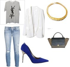 """""""Gate Chain"""" by char2709 on Polyvore"""