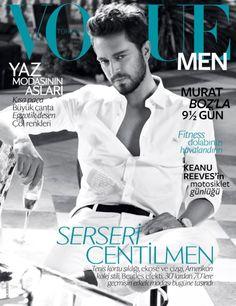 Vogue Turkey Men S/S 2012: Murat Boz