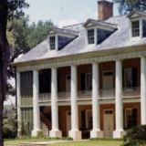 Teche Plantation House - New Iberia, Louisiana