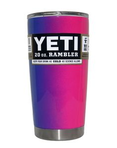 794d85586ee 25 Best Custom YETI 20 oz Rambler Tumbler Cups images in 2018 ...
